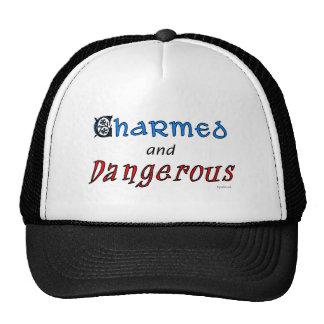 Charmed and Dangerous Trucker Hats