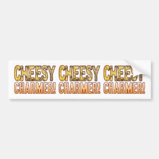 Charmer Blue Cheese Bumper Sticker