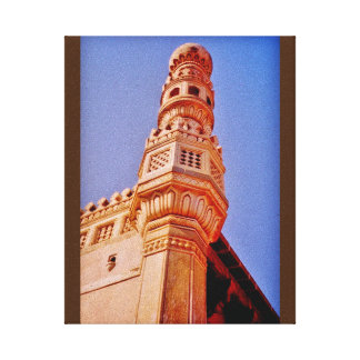 Charminar Minaret Canvas Print