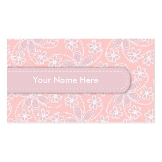 Charming Business Cards