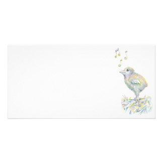 Charming Chick Picture Card