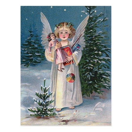Charming Christ Child Postcard