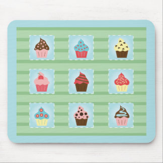 Charming Cupcakes Mouse Mat