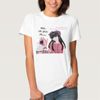 Charming Gothic Little Lolita Tshirt