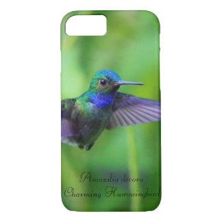 Charming Hummingbird iPhone 8/7 Case