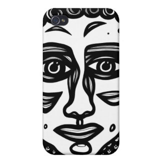 Charming Intelligent Intellectual Pro-Active iPhone 4/4S Cover