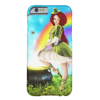 Charming Leprechaun Lass Case