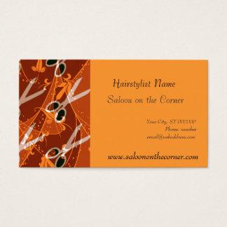 Charming Scissors Business Card