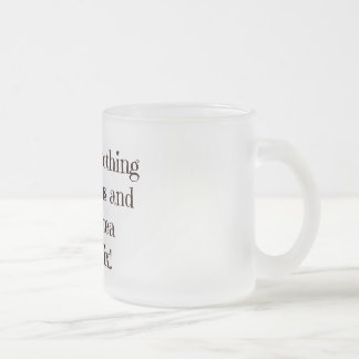 Charming Southern Saying Frosted Mug