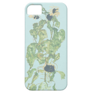 Charming Sturdy Sunflowers iPhone 5 Cases