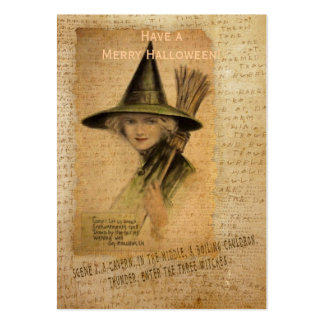Charming Witch Business Cards