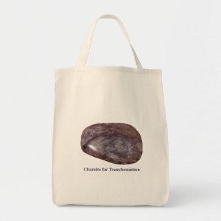 Charoite for Transformation Tote Bag