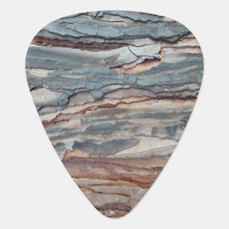 Charred Bar Texture Plectrum