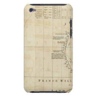 Chart containing part of the Icy Sea Case-Mate iPod Touch Case