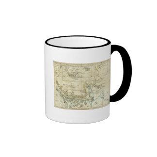 Chart Of The Straits Of Magellan Mugs