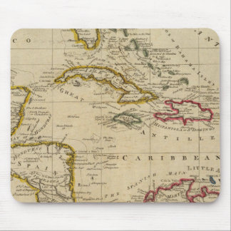 Chart of the West Indies 3 Mouse Pad