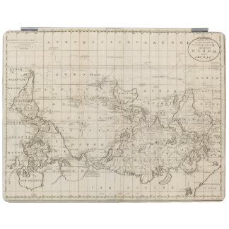 Chart of the World iPad Cover