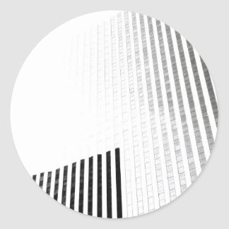 chart round stickers