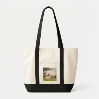 Charter House from the Play Ground, from 'History Impulse Tote Bag