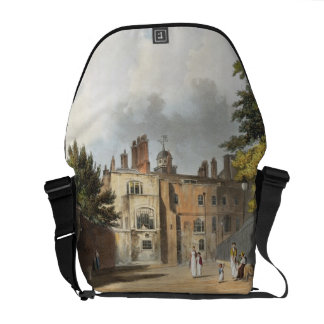 Charter House from the Square from History of Ch Messenger Bag