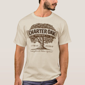 Charter Oak Long Sleeve TShirt
