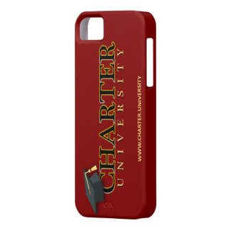 Charter University - iPhone 5/5S iPhone 5 Cases