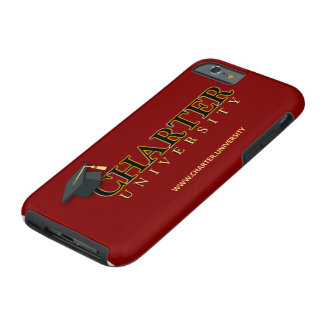 Charter University - iPhone 6, Tough Case