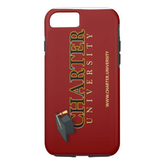 Charter University - iPhone 7, Tough Case
