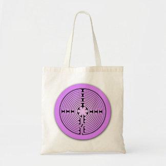Chartres Labyrinth Budget Tote Bag