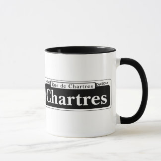 Chartres St., New Orleans Street Sign Mug