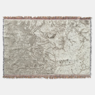 Chartres Throw Blanket