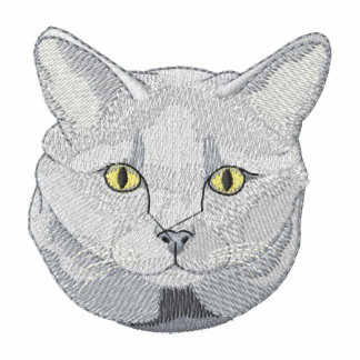 Chartreux Cat Polo Shirt