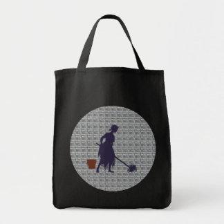 Charwoman Cinderella charwoman Cinderella Tote Bag