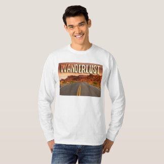 Chase the road / Wanderlust inspired Sweater