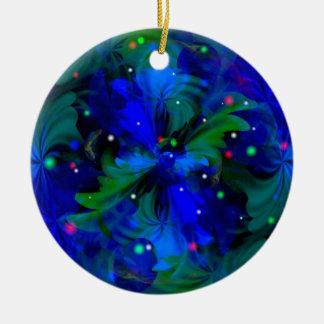 Chasing Fireflies Christmas Ornament
