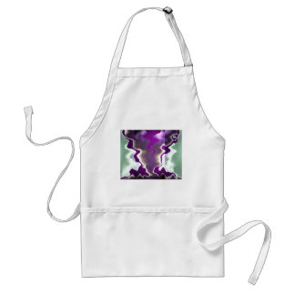 Chasing Storms and Sea Waves Apron