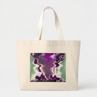 Chasing Storms and Sea Waves Tote Bags