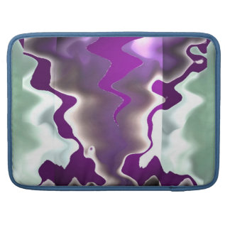 Chasing Storms and Sea Waves Sleeves For MacBook Pro