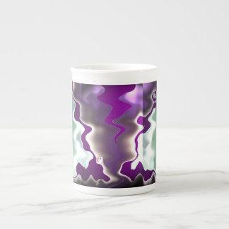 Chasing Storms and Sea Waves Porcelain Mug
