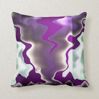 Chasing Storms and Sea Waves Throw Pillow