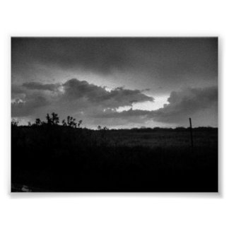 Chasing Storms Print