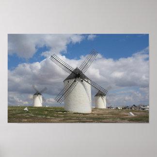 Chasing Windmills V - Print