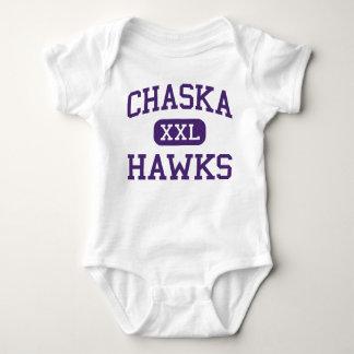Chaska - Hawks - High School - Chaska Minnesota Baby Bodysuit