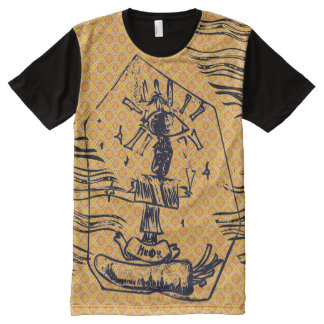 chasm All-Over print T-Shirt