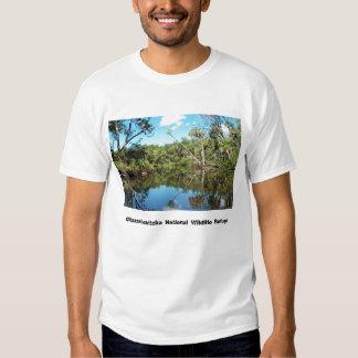 Chassahowitzka National Wildlife Refuge  TEE Shirt
