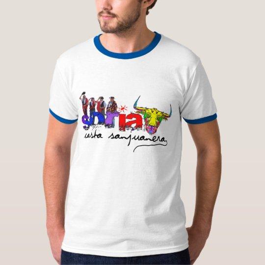 Chaste Sanjuanera T-Shirt
