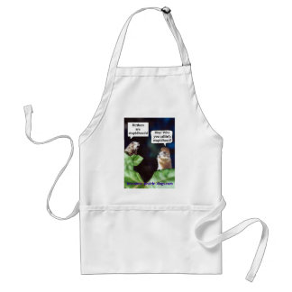 Chat about birthers standard apron