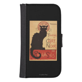 Chat Noir Cabaret Troupe Black Cat Promo Poster