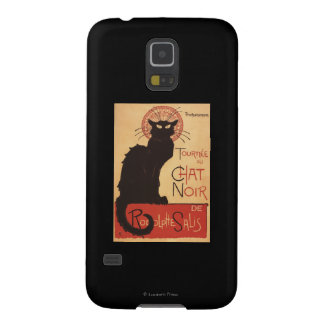 Chat Noir Cabaret Troupe Black Cat Promo Poster Cases For Galaxy S5