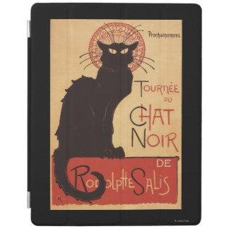 Chat Noir Cabaret Troupe Black Cat Promo Poster iPad Cover